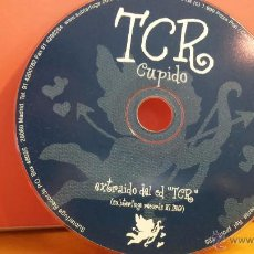 CDs de Música: TCR - CD SINGLE - CUPIDO - 1999 - SUBTERFUGE RCDS. Lote 48535120