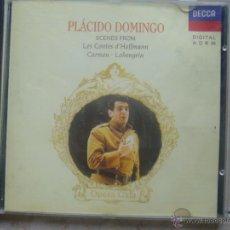 CDs de Música: PLACIDO DOMINGO. Lote 48541226
