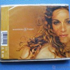 CDs de Música: MADONNA FROZEN CD SINGLE GERMANY 1998 5 CORTES + DE 36MINUTOS. PDELUXE. Lote 48543296