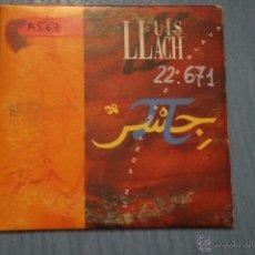 CDs de Música: CD PROMOCIONAL CARTÓN DE MÚSICA DE,LUÍS LLACH:UN PONT DE MAR BLAVA,NºA567. Lote 48547931