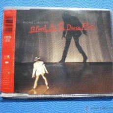 CDs de Música: MICHAEL JACKSON BLOOD ON THE DANCE FLOOR CD SINGLE AUSTRIA 1997 4CORTES.+DE 27'. PDELUXE. Lote 48575707