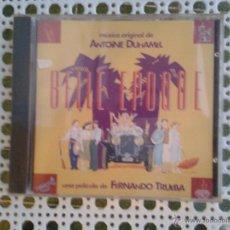 CDs de Música: CD NUEVO SIN PRECINTAR BSO BANDA SONORA ORIGINAL CINE ESPAÑOL BELLE EPOQUE ANTOINE DUHAMEL. Lote 70247239