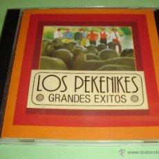 CDs de Música: LOS PEKENIKES / GRANDES ÉXITOS / LO MEJOR DE / CD. Lote 48578080