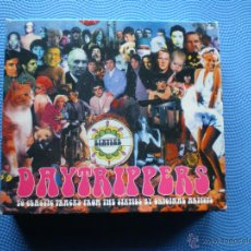 CDs de Música: VARIOS-60´S DAYTRIPPERS BOX CD (3CDS) UK1996 BOX 3CDS.50TEMAS+INTERVIEW JLENNON.TWINKLE, PDELUXE. Lote 48578326