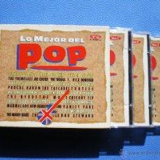 CDs de Música: VARIOS-60´S LO MEJOR DEL POP BOX/CD SPAIN 1996 BOX 3CDS.42TEMAS.TROGGS,PROCOLHARUM, PDELUXE. Lote 48578465