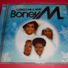 CDs de Música: CHRISTMAS WITH BONEY M / NAVIDAD CON BONEY M / VILLANCICOS / CD. Lote 48584337