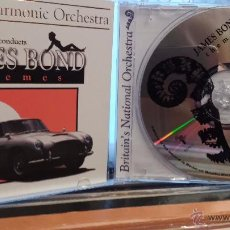 CDs de Música: JAMES BOND THEMES - CARL DAVIS - ROYAL PHILHARMONIC ORCHESTRA - BSO. Lote 48590744