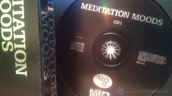 CDs de Música: MUSIC FOR THE MIND BODY AND SOUL (Meditation Moods) - 2CD - (Ravi Chawla, Levantis...) - New Age - Foto 2 - 48596454