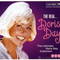 CDs de Música: DORIS DAY * 3CD *ULTIMATE DORIS DAY COLLECTION * LTD DIGIPACK * PRECINTADO!!* 69 TRACKS!!!!!. Lote 48602642