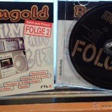 CDs de Música: REIMGOLD - CREME DE LA CREME, THOMAS D. & NINA HAGEN, DIE COOLEN SÄUE, HAUSMARKER - CD - R&B / RAP. Lote 48616919