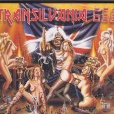 CDs de Música: TRANSILVANIA 666 - HOMENAJE A IRON MAIDEN - 2 CD DIGIPACK. Lote 59201708