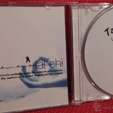 CDs de Música: TAI CHI - COMPLETE HARMONY - CD - 2000 (MEDITACIÓN, RELAX, YOGA, NEW AGE). Lote 48660693
