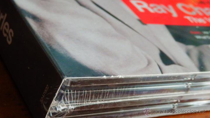 CDs de Música: RAY CHARLES * BOX 4CD * The Very Best Of Ray Charles * Ltd Digipack * Precintado * 80 Pistas - Foto 4 - 97094368