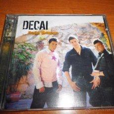 CDs de Música: DECAI BAILA MORENA CD ALBUM DEL AÑO 2008 RUMBA CONTIENE 10 TEMAS SIMILAR A ANDY & LUCAS. Lote 48686691