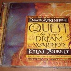 CDs de Música: DAVID ARKENSTONE / QUEST OF THE DREAM WARRIOR / CD. Lote 48689253
