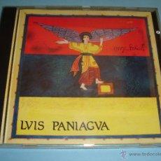 CDs de Música: LUIS PANIAGUA / MUY FRÁGIL / HYADES ARTS / CD. Lote 48689304