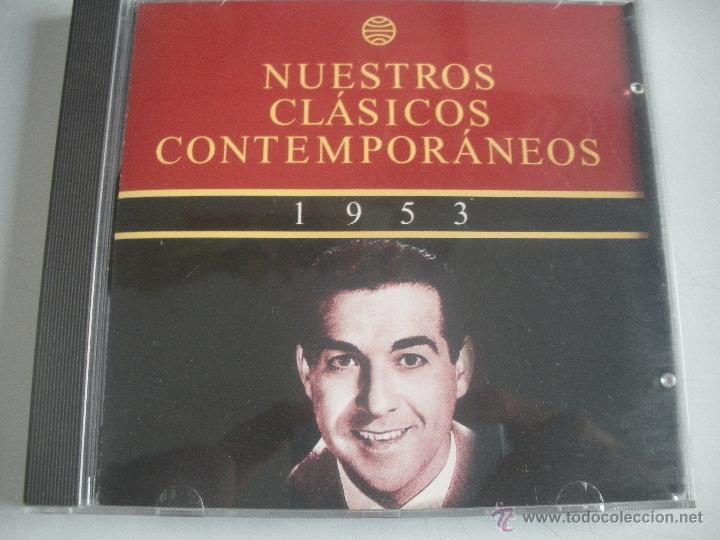 MAGNIFICO CD- DE CLASICOS -CONTEMPORANEOS DEL AÑO 1953 - MARGARITA SANCHEZ - JORGE SEPULVEDA - ETC- (Música - CD's Flamenco, Canción española y Cuplé)