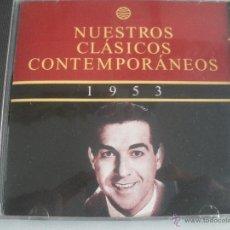 CDs de Música: MAGNIFICO CD- DE CLASICOS -CONTEMPORANEOS DEL AÑO 1953 - MARGARITA SANCHEZ - JORGE SEPULVEDA - ETC-. Lote 48706895