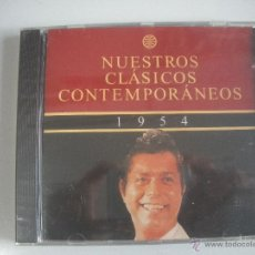 CDs de Música: MAGNIFICO CD- DE CLASICOS -CONTEMPORANEOS DEL AÑO 1954 - - ANTONIO MOLINA - LOLITA SEVILLA ETC-. Lote 48706950