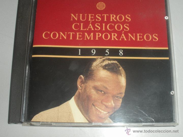 MAGNIFICO CD- DE CLASICOS -CONTEMPORANEOS DESDE EL AÑO 1958 -GLORIA LASSO & LUIS MARIANO ETC- (Música - CD's Flamenco, Canción española y Cuplé)