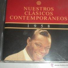 CDs de Música: MAGNIFICO CD- DE CLASICOS -CONTEMPORANEOS DESDE EL AÑO 1958 -GLORIA LASSO & LUIS MARIANO ETC-. Lote 48707179
