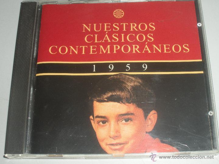 MAGNIFICO CD- DE CLASICOS -CONTEMPORANEOS DEL AÑO 1959 - GLORIA LASSO - ANDY RUSELL ETC- (Música - CD's Flamenco, Canción española y Cuplé)