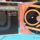 CDs de Música: PROFESSIONAL DJ - HOUSE / TECHNO / DANCE (MICHEL MANZANO, MIGUEL A. ROCA, CHRISTIAN VILA...) 2CDS. Lote 48733852