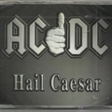 CD de Música: AC/DC CD SINGLE PROMO HAIL CAESAR - WHISKEY ON THE ROCKS - WHOLE LOTTA ROSIE.PRECINTADO A ESTRENAR. Lote 48735670