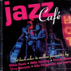 CDs de Música: . CD JAZZ CAFE . Lote 48747271