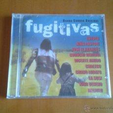 CDs de Música: CD NUEVO PRECINTADO BSO BANDA SONORA ORIGINAL CINE ESPAÑOL FUGITIVAS NIÑA PASTORI ESTOPA KIKO VENENO. Lote 70245510