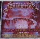 CDs de Música: METALLICA - JUMP IN THE FIRE / CREEPING DEATH - CD - 1990 GERMANY 842 219 2. Lote 48755835