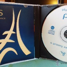 CDs de Música: GLOBAL CHILL OUT - PARIS - A GROOVY EXPERIENCE - CHILLOUT - CD - 2006. Lote 48759984