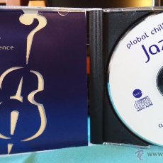 CDs de Música: GLOBAL CHILL OUT - JAZZ - A GROOVY EXPERIENCE - CHILLOUT - JAZZ FUSIÓN - CD - 2006. Lote 48760015