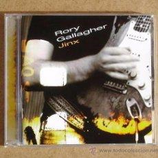 CDs de Música: RORY GALLAGHER - JINX (CD) BONUS TRACK. Lote 48760784