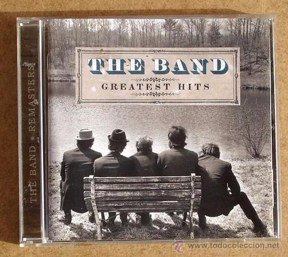 THE BAND - GREATEST HITS (CD) (Música - CD's Rock)