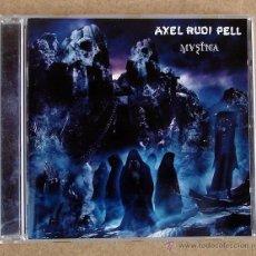 CDs de Música: AXEL RUDI PELL - MYSTICA (CD). Lote 48763413