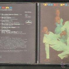 CDs de Música: THE PLATTERS GOLDEN HITS. CD-VARIOS-821-2. Lote 101111620
