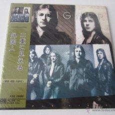 CDs de Música: FOREIGNER - DOUBLE VISION 1978/2007 JAPAN MINI LP PAPERSLEEVE CARDBOARD CD. Lote 48834777