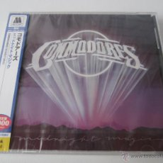 CDs de Música: THE COMMODORES - MIDNIGHT MAGIC 1979/2013 JAPAN CD UICY-75812. Lote 48835360