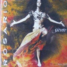 CDs de Música: ROSARIO. SIENTO. CD 11 TEMAS. EPIC EPC478078 2. 1994. PRIMERA EDICIÓN CON LIBRETO. . Lote 48845901