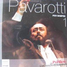 CDs de Música: PAVAROTTI PER SEMPRE RIGOLETTO LA BOHÉME LA TRAVIATA L'ELISIR D'AMORE TURANDOT MANON... CD. 2007.. Lote 48846753