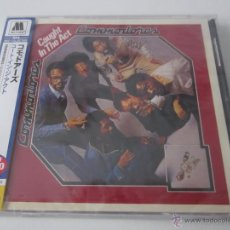 CDs de Música: THE COMMODORES - CAUGHT IN THE ACT 1975/2014 JAPAN CD UICY-76681. Lote 48856357
