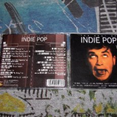 CDs de Música: THE BEST OF INDIE POP + BONUS TRACKS - LIMITED EDITION - 2 CD'S - MAX MUSIC - NMWN 1736 CDTV. Lote 48861185