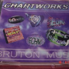 CDs de Música: CHARTWORKS. BRUTON MUSIC. CD EDICION HOLANDESA. IMPECABLE (#). Lote 48863618