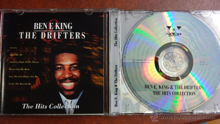 BEN E KING & THE DRIFTERS - THE HITS COLLECTION - 1997 (Música - CD's Jazz, Blues, Soul y Gospel)