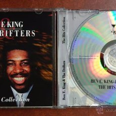CDs de Música: BEN E KING & THE DRIFTERS - THE HITS COLLECTION - 1997. Lote 159174172