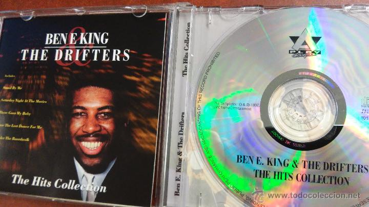 CDs de Música: BEN E KING & THE DRIFTERS - The Hits Collection - 1997 - Foto 3 - 159174172