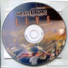 CDs de Música: DON OMAR / POBLE DIABLA (CD SINGLE). Lote 48880050