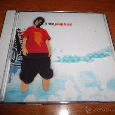 CDs de Música: EL PUTO UN RAYO DE SOUL CD ALBUM CONTIENE 20 TEMAS RAP ESPAÑOL HIP HOP. Lote 56898395