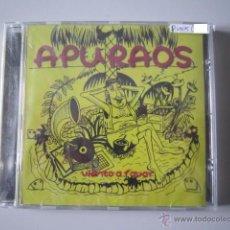 CDs de Música: CD - PUNK - APURAOS (VIENTO A FAVOR) - 2006 - PRECINTADO. Lote 48902297